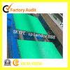 Color Verde EPDM artículo y Anti-deslizante de seguridad en el exterior de caucho Suelos