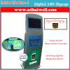 Stazione di carico del telefono mobile dello schermo dell'affissione a cristalli liquidi del contrassegno di Digitahi