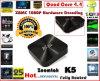 Quad Core TV Box completa Loaded XBMC Amlogic S805