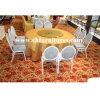 Rental Durable Dining Table and Chairs (YC - T01 - 03)