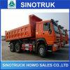 Carro de volquete de Sinotruk HOWO 6X4, carro de descargador 10-Wheel