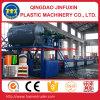 Hilados de polyester plásticos que hacen la máquina