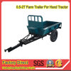 7c-1.0h를 위한 0.5-2.0t Small Hand Tractor Trailer