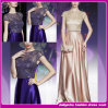 Ladies 2015 le plus chaud Elegant Silk Party Dress avec The Fashion Design (D3422)
