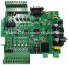 高精度なアナログ制御のボード