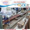 Pp.-PET-PVC-hölzerner zusammengesetzter Profil-Plastikproduktionszweig