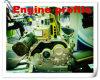 Luchtgekoelde Dieselmotor KA170F/178F/186F/186FA/188F