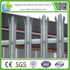 PVC Coated Palisade Fencing Direct Factory da vendere