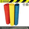 1.2m 형광성 주황색 플라스틱 산업 안전 건물 담 (CC-BR-10040)