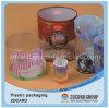 Contenitore di plastica di frutta del contenitore dell'animale domestico con il coperchio