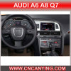 Speciale Car DVD Player voor Audi A6 A8 Q7 met GPS, Bluetooth. (CY-8957)
