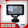 6  Vierkante 50W CREE LED Work Light