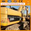 Máquina usado/indirectamente del gato de la correa eslabonada del excavador (323Dl) de la construcción para la venta