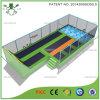 Plus nouveau Safety Outdoor Trampoline Park pour Kids