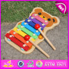 2015 рука Wooden Music Toy для Kids, Lovely Wooden Toy Music для Children, Music Instrument Set милого Wooden Xylophone Toy W07c036
