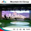 La exhibición video de la cartelera de P4 LED, a presión la fundición para el alquiler