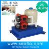 Seaflo 12V蓄積装置の給水系統