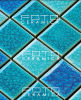 Mosaico de cerámica esmaltado mezclado de la porcelana de la piscina del color (DL-IID121H3)