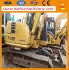 Excavador usado de la correa eslabonada de KOMATSU PC90-7 (PC90)