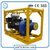 Einzelnes Stadiums-umfangreiche horizontale Wasser-Pumpe mit Dieselmotor