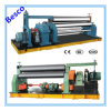 3 Roller Plate Bending Machine, Metal Rolling Machine
