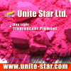 Día Luz Fluorescente pigmento magenta para impresión textil color de la pasta