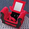 Cadres de bijou Shaped de sofa rouge (Sf-056)