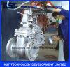 Valvola a saracinesca della flangia dell'ANSI 150lb Wcb