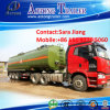 40 000 Lt Fuel Oil Tanker Semi Trailer for Sale
