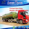 40 000 acoplado de gasolina y aceite del Lt petrolero semi para la venta