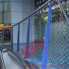 Загородка ячеистой сети нержавеющей стали