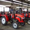 30HP 2RM Mini Compact Tracteur avec remorque et chargeur frontal