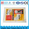Diseño hermoso de la bolsa de papel revestido del PE de China de la fabricación