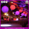 驚かせる、LEDライトが付いているベストセラー党装飾の膨脹可能な球