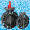 PVC Butterfly Valve para Swimming Pool