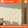 Panneau de mur 3D imperméable à l'eau de PVC de décoration à la maison pour la salle de bains