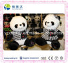 Het Gevulde Stuk speelgoed van de Pluche van de Kleding van het goede Met de hand gemaakte Meisje Panda