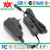 12W wall -Mounted Universal AC/DC Power Adapter voor LED Light Bar met ons Brits Au Plug van de EU