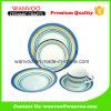 Conjuntos ocasionales de cerámica promocionales del servicio de mesa con MOQ inferior