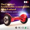 Uno mismo que balancea 2 ruedas Hoverboard vespa eléctrica de 10 pulgadas