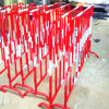 高品質PVC Coated Road BarrierかCrowd Control Barrier