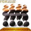 新しい項目インドの毛ボディ波の自然な毛の拡張