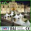 Tenda esterna mobile 5mx5m di mostra del Pagoda del blocco per grafici del tetto del PVC
