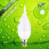 Diodo emissor de luz de B22 E14 560lm Bulb com o UL do CE SAA de RoHS