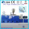 Máquina plástica da extrusão da tubulação do parafuso gêmeo plástico do PVC dos PP