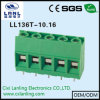 Блоки винта PCB Ll136t-10.16 терминальные