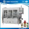 Máquina de rellenar de la bebida automática para las botellas del animal doméstico o las botellas de cristal
