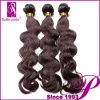 インドの人間の毛髪のWeft拡張ボディ波(PE-INBD-013)