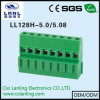 Ll128h-5.0/5.08 PCB 나사식 터미널 구획