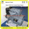 De kleine Lucht Gekoelde Dieselmotoren van Deutz F3l912